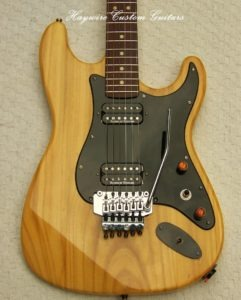 image Haywire Custom Guitars-Very custom guitar