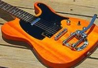 image Haywire Tremolo Custom Guitar