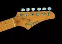 image roasted maple guitar necks at Haywire Custom Guitars