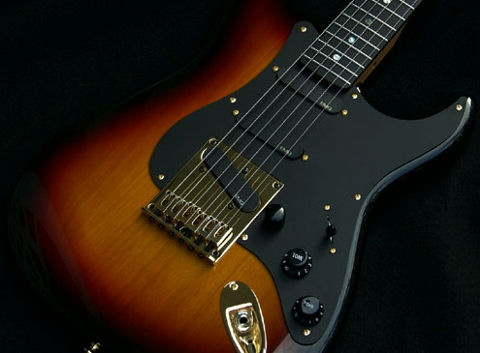 "image Haywire Custom Guitars, ""Nashville Players #1"" guitar"