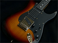 Haywire Custom Guitars Nashville Player