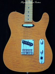 image Haywire Custom Shop Quilted Maple Guitar Sounds