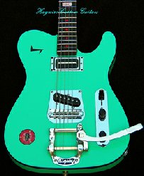 Haywire Custom Guitars Custom Tremolo