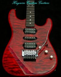 image Haywire Custom Guitars The Double Fatcaster Guitar