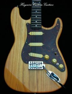 Buy Now Haywire Custom Guitars-Featherlight + 7 Sound Switching