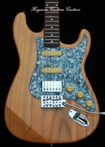 Haywire Custom Shop Special S-S-H Guitar