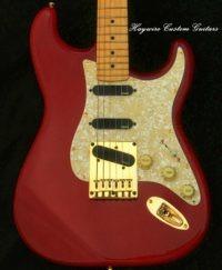 image Haywire Custom Guitars-Ruby Red Nashville Players #1 Guitar https://haywirecustomguitars.com/nashville-players/