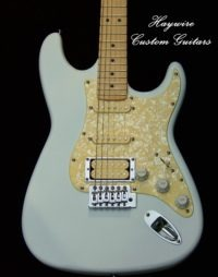 Haywire Custom Guitars-Fatcaster guitar