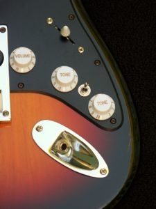 image 7 Sound Switch modification at Haywire Custom Guitars