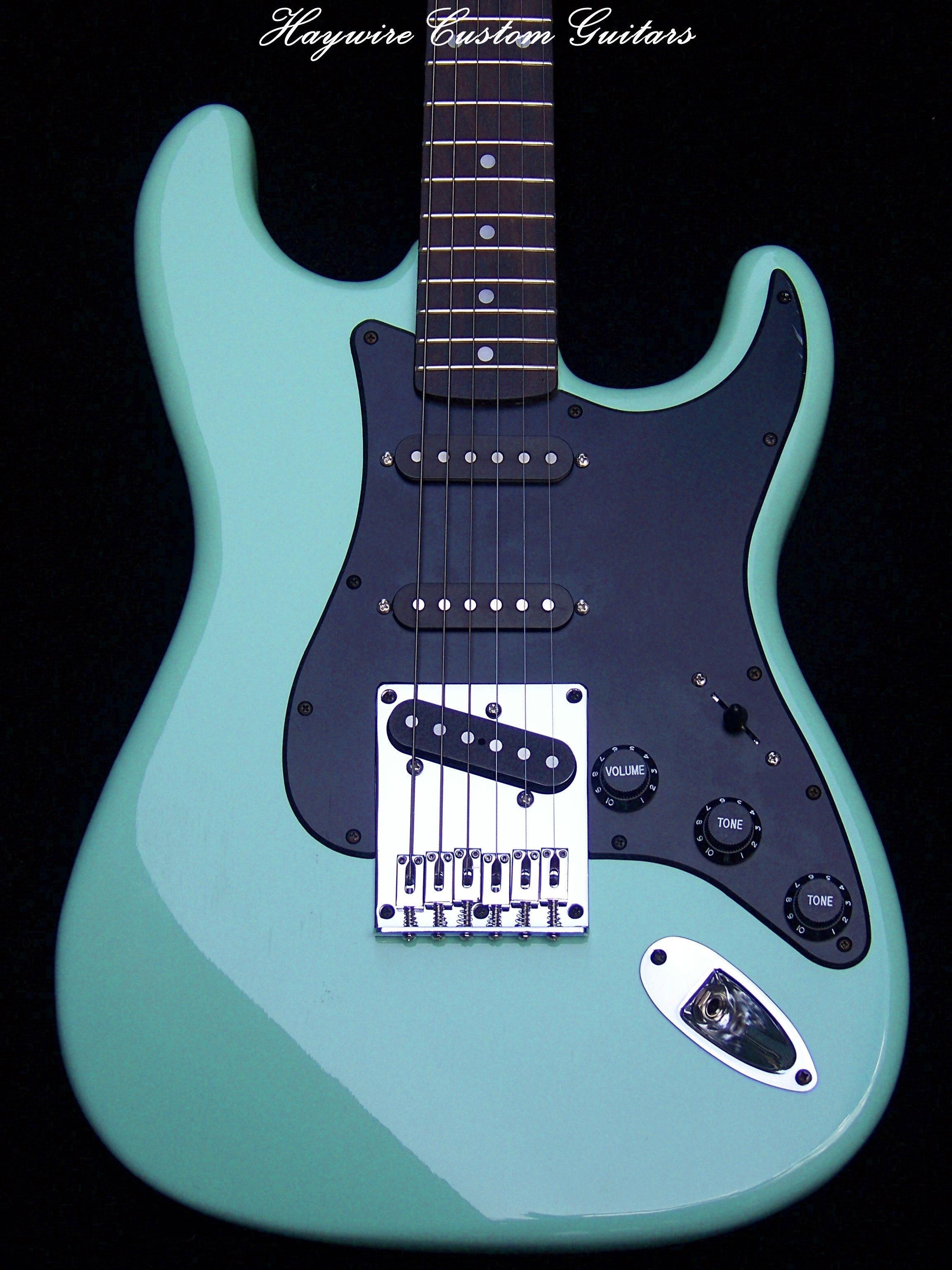 image Haywire Custom Guitars-Nashville Player-#1
