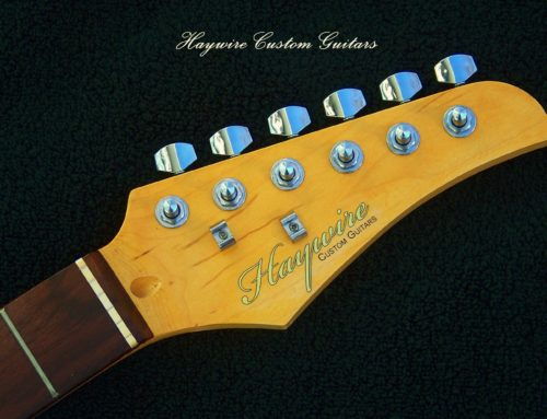 Replacement Guitar Neck