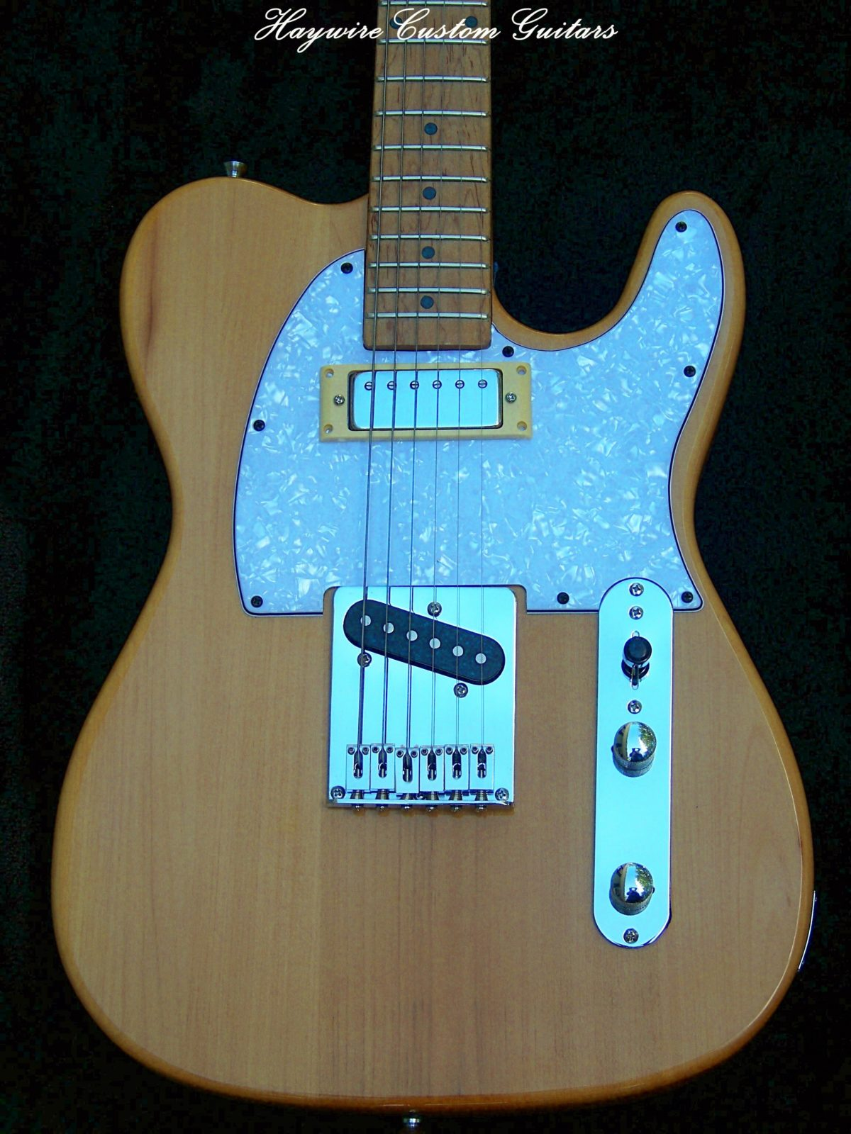 Haywire Custom Guitars P-90 T Deluxe