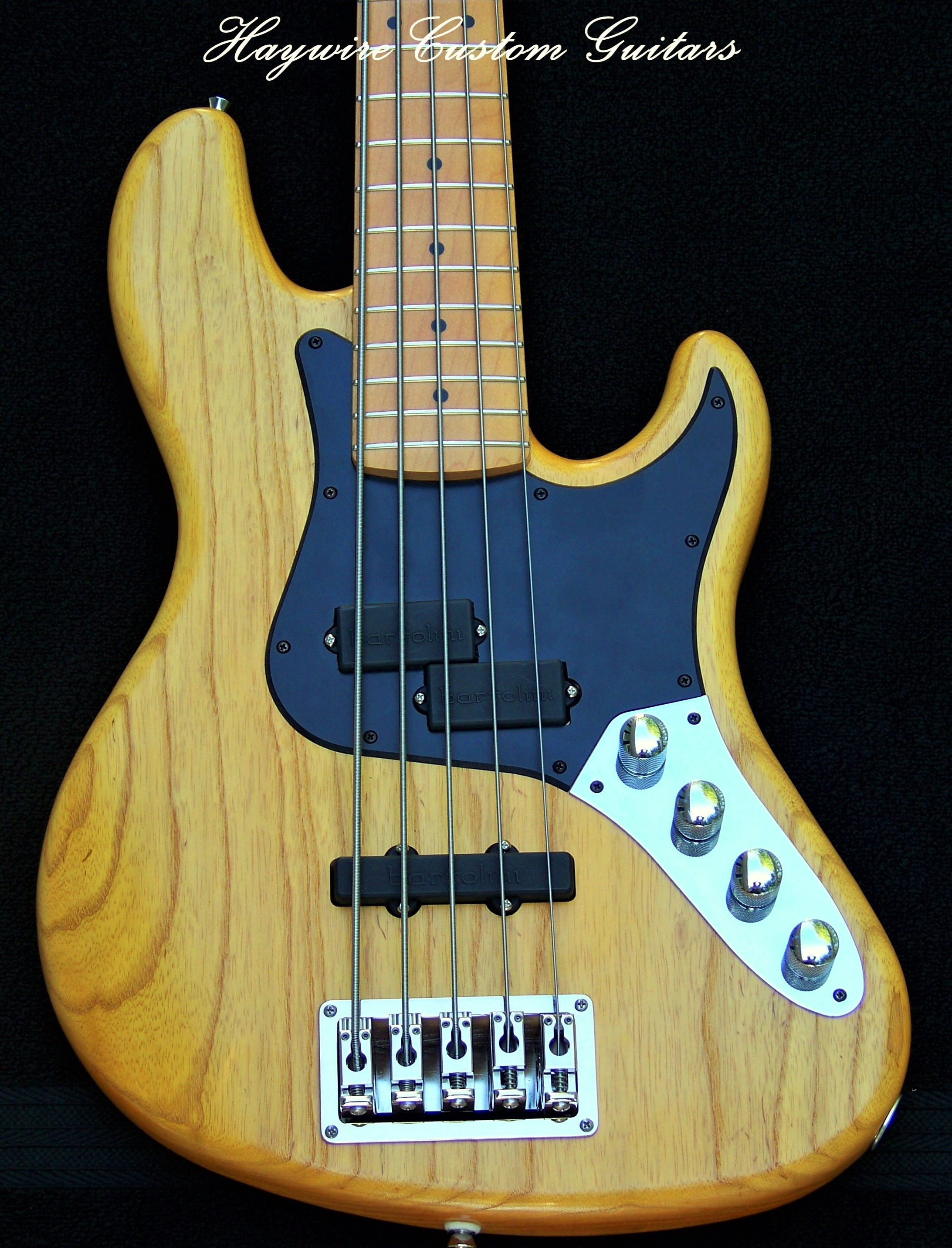 image Haywire Custom Guitars - 5 String H Bass
