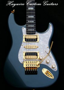 image Haywire Custom Guitars 3 pickup Violator Guitar