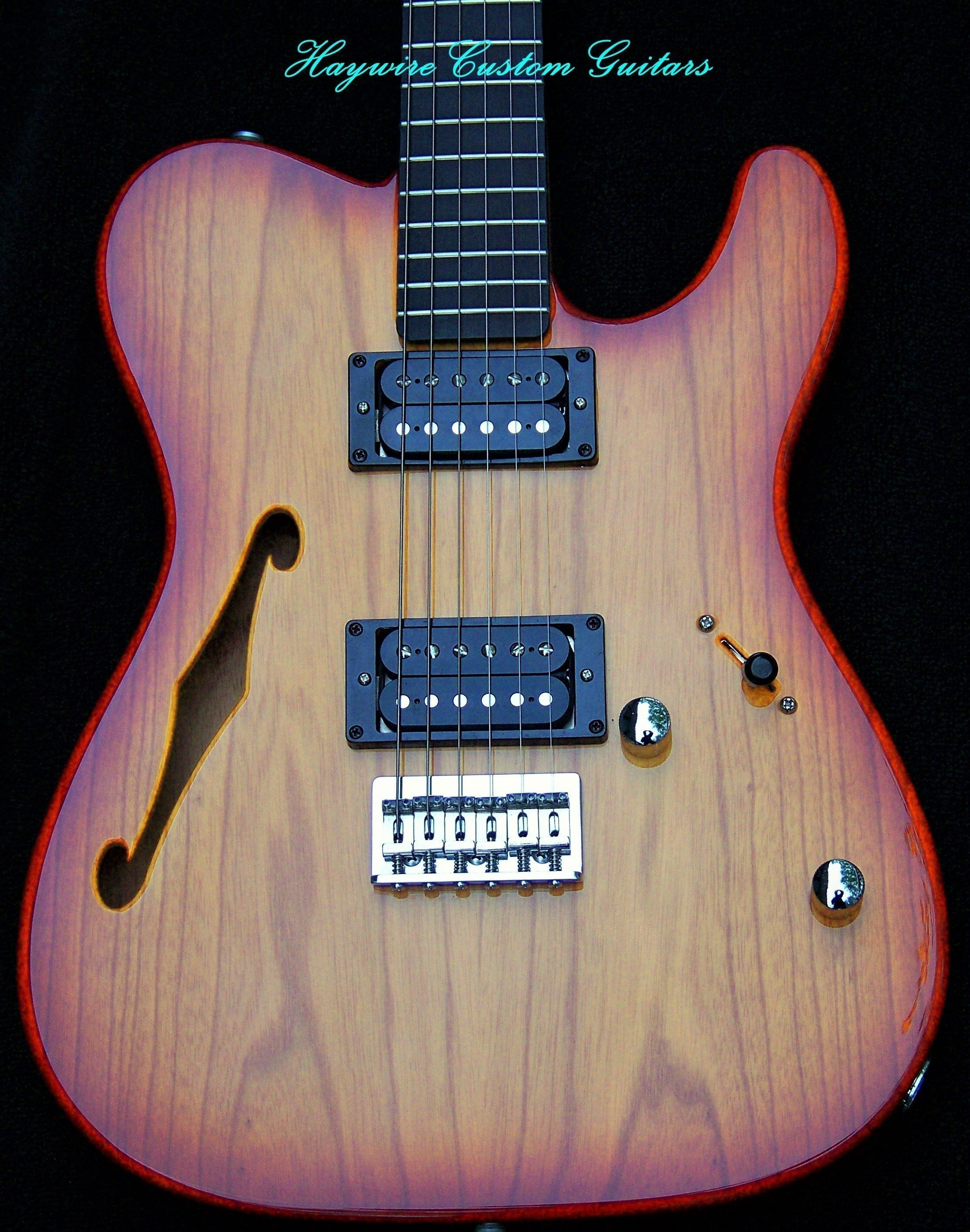 image Haywire Custom Thin guitar