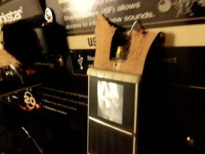 Snapped/Broken Les Paul Guitar Headstock