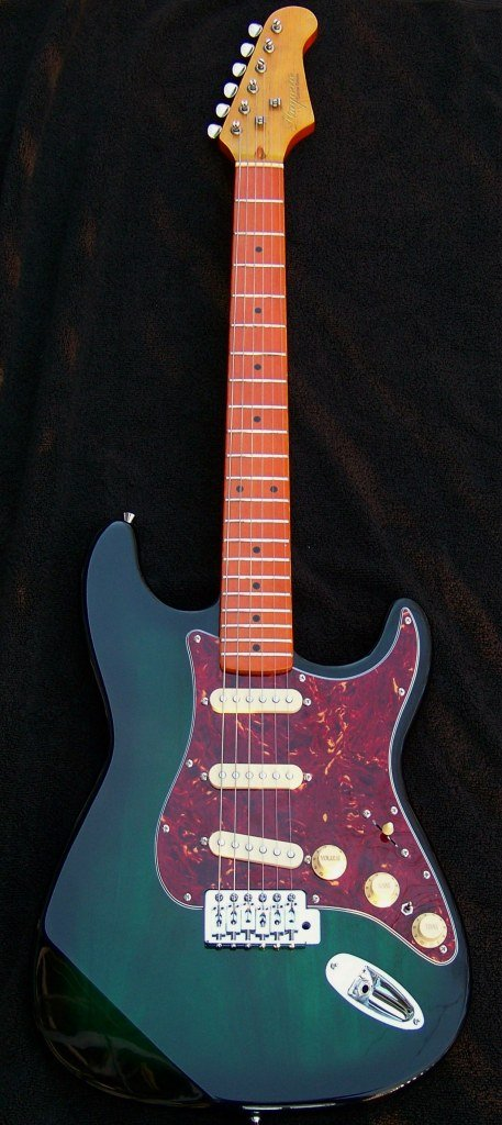 image Haywire Custom Harvey Bryant Signature Guitar