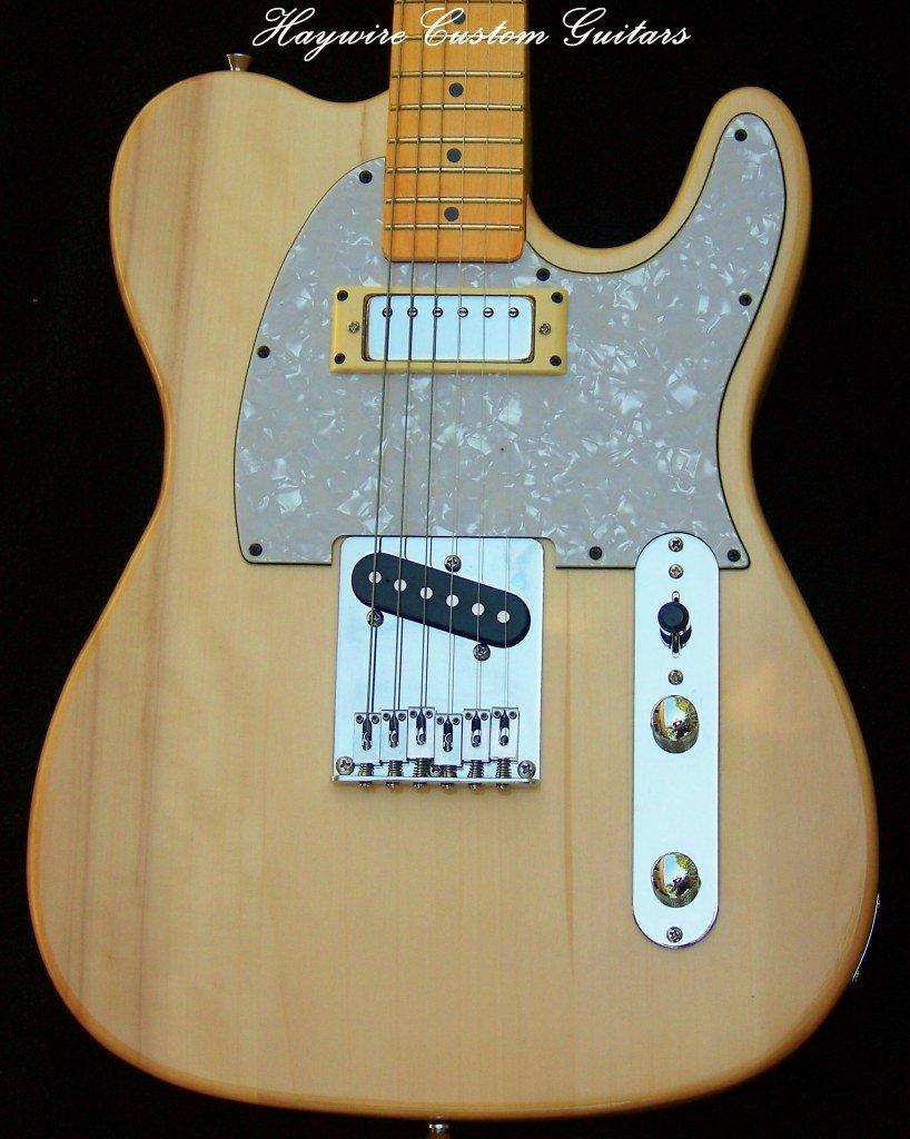 image Haywire Custom Guitars  Butterscotch Blonde Guitar