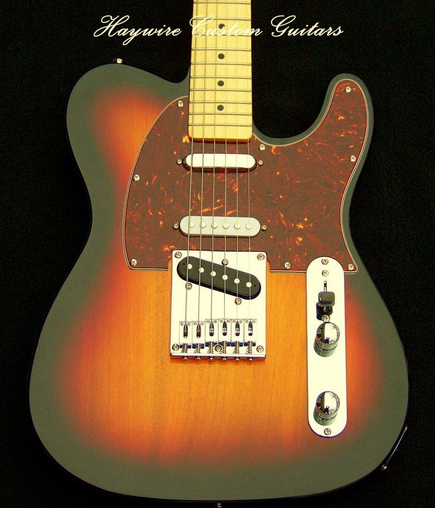 image Haywire Custom Guitars-Shredneck Guitar